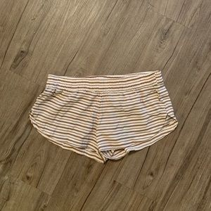 Acacia swimwear silk shorts